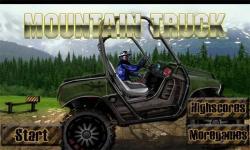 Mountain Truck-Racing Games screenshot 1/4