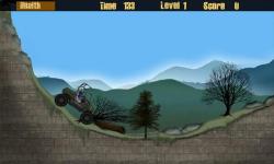 Mountain Truck-Racing Games screenshot 3/4