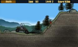 Mountain Truck-Racing Games screenshot 4/4
