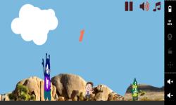 Peace Boy Run screenshot 1/3