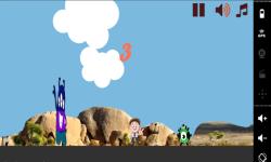 Peace Boy Run screenshot 2/3