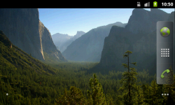 Yosemite - Wallpaper Slideshow screenshot 2/4