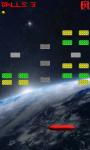 Space brick destroyer 2015 screenshot 1/3