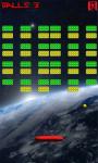 Space brick destroyer 2015 screenshot 3/3