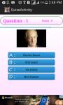 Actor Trivia screenshot 3/5