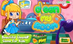 Clean My Room screenshot 1/4