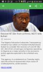 Nigerian News App screenshot 2/3