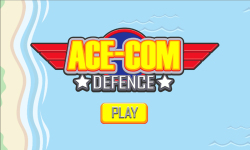 Ace-Com Defence: Invader Alert screenshot 1/2