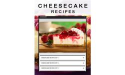 Cheesecake recipe screenshot 1/3