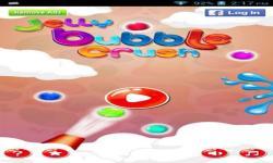 Jelly Bubble Crush screenshot 1/6