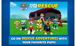 PAW Patrol Pups to the Rescue HD screenshot 1/3