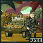 Commando Racing - real commando game screenshot 1/1