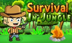 SURVIVAL IN JUNGLE screenshot 1/1