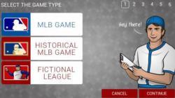 MLB Manager 2015 personal screenshot 2/6