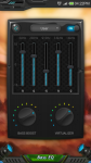 Equalizer and Bass Booster Pro original screenshot 2/6