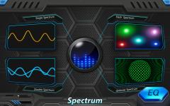Equalizer and Bass Booster Pro original screenshot 3/6