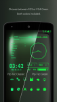 PipTec Green Icons and Live Wall modern screenshot 2/6