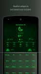 PipTec Green Icons and Live Wall modern screenshot 4/6