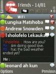 Telfree Mobile screenshot 1/1
