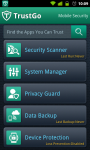 TrustGo Mobile Security screenshot 1/6