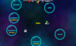 Spanish Words Learning Game screenshot 3/6