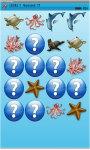 Sea Life Memory Game Free screenshot 3/4