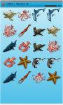 Sea Life Memory Game Free screenshot 4/4