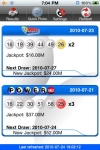 LottoPicks - USA/Canada lotto/lottery results and quick picks/numbers app screenshot 1/1