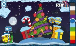 Coloring Book: Uly  winter adventure screenshot 2/5
