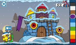 Coloring Book: Uly  winter adventure screenshot 3/5