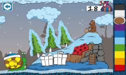 Coloring Book: Uly  winter adventure screenshot 5/5