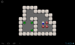 Sokoban Fun screenshot 1/6