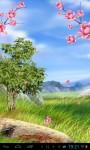 Sakura lwp free screenshot 4/4