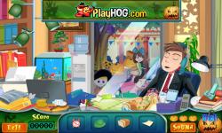 Free Hidden Object Games - Fright Night screenshot 3/4
