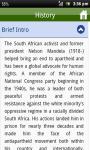 Nelson Mandela History photos screenshot 4/6