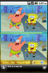 Spongebob Find Difference screenshot 1/6
