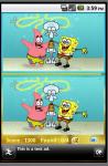 Spongebob Find Difference screenshot 2/6