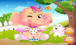 Baby Elephant Salon screenshot 5/5