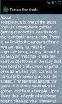 Temple Run Cheat N Tips screenshot 4/4