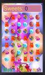 Candy rush match 3 screenshot 2/4