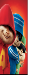 alvin and the chipmunks Wallpaper HD screenshot 1/3
