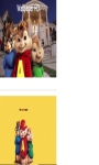 alvin and the chipmunks Wallpaper HD screenshot 2/3