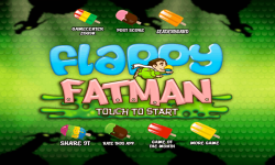 Flappy Fatman - New Flappy Bird Upgraded Edition screenshot 3/6