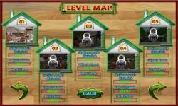Free Hidden Object Games - Small Town screenshot 2/4