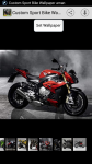 Custom Sport Bike Wallpaper screenshot 1/4