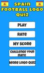Spain Football Logo Quiz screenshot 1/5
