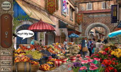Free Hidden Object Game - Tourist Trap screenshot 3/4