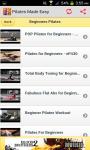 Pilates Made Easy screenshot 4/5