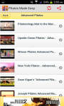 Pilates Made Easy screenshot 5/5
