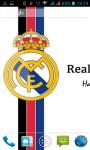 Real Madrid New Wallpaper screenshot 2/3